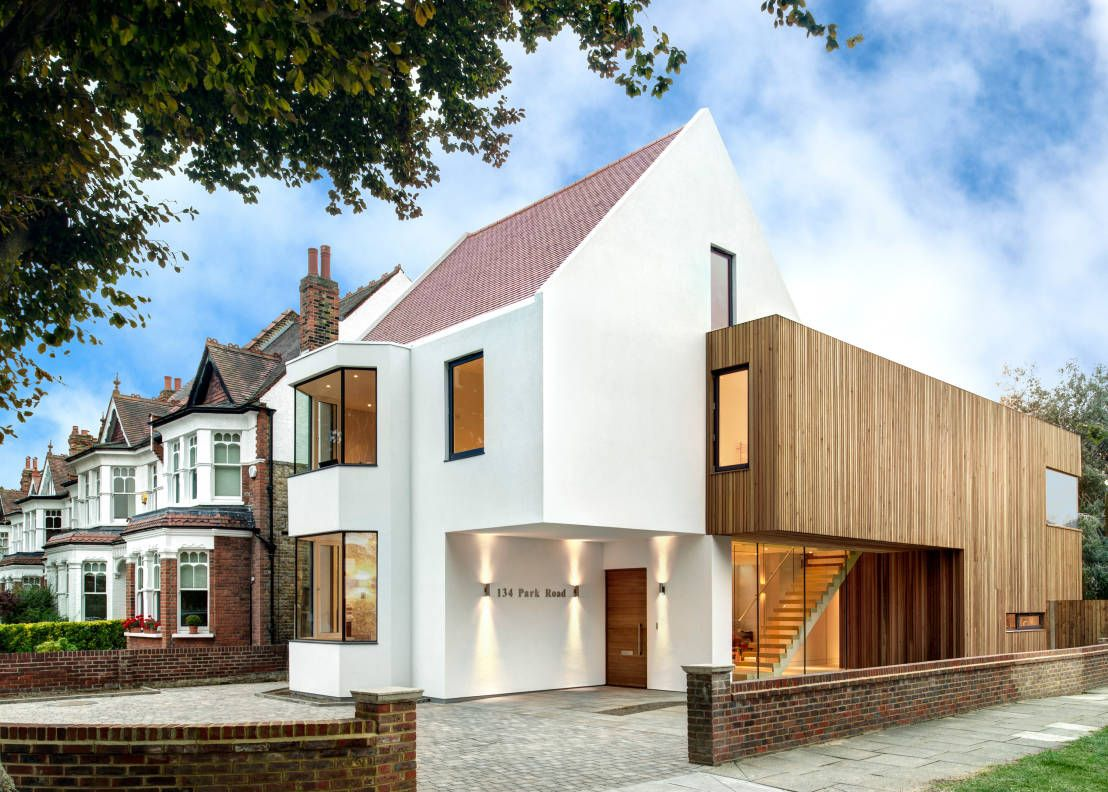 Top 10 The Best Modernist Homes In The Uk House Cladding