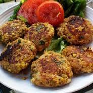 Hambúrguer de milho com curry e leite de coco- receita vegan, sem glúten e sem lactose | Nutrição Inteligente