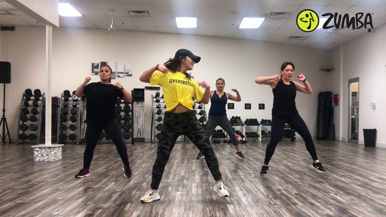 Con Calma Daddy Yankee Zumba Fitness By Tuyet Huynh Zumba Workout Zumba Daddy Yankee