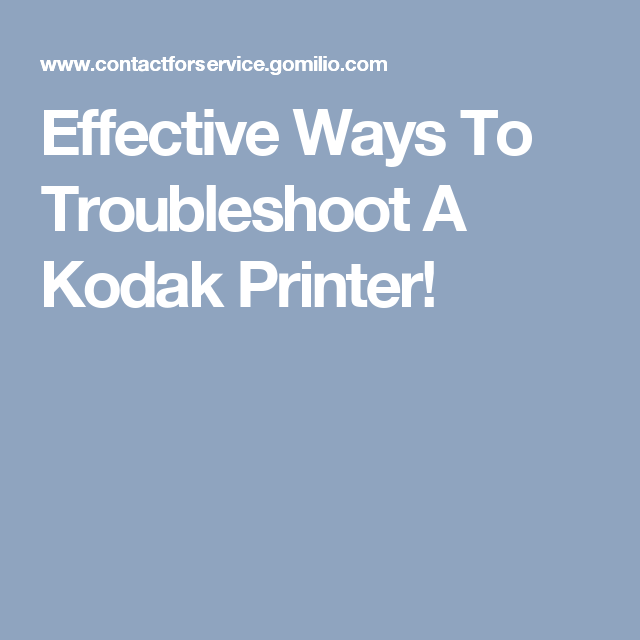 So, if you want to get more idea on the topic, you call at Kodak Phone Number with ease. There are some online dictionaries to keep you updated with the reliable customer care numbers of the famous brands. Contactforservice is one of the best online web dictionaries to go for in this regard.