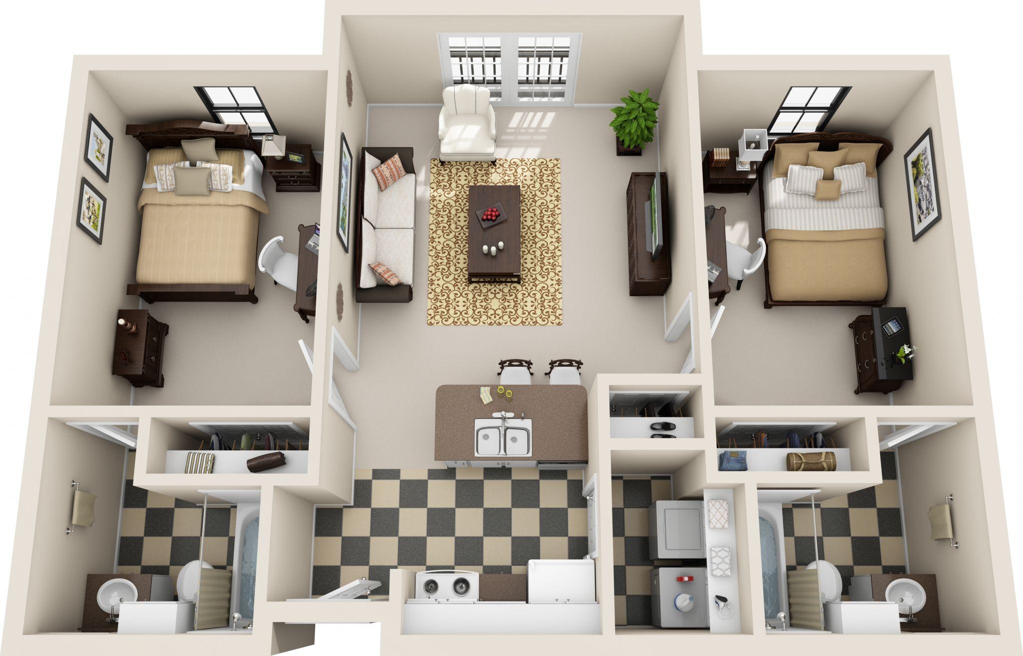 17 Zwei Schlafzimmer Apartment Plane Spektakulare Sammlung Imma Design Garda Tremosinesul Bedroom 2 Bedroom Apartment Bedroom House Plans Renting A House