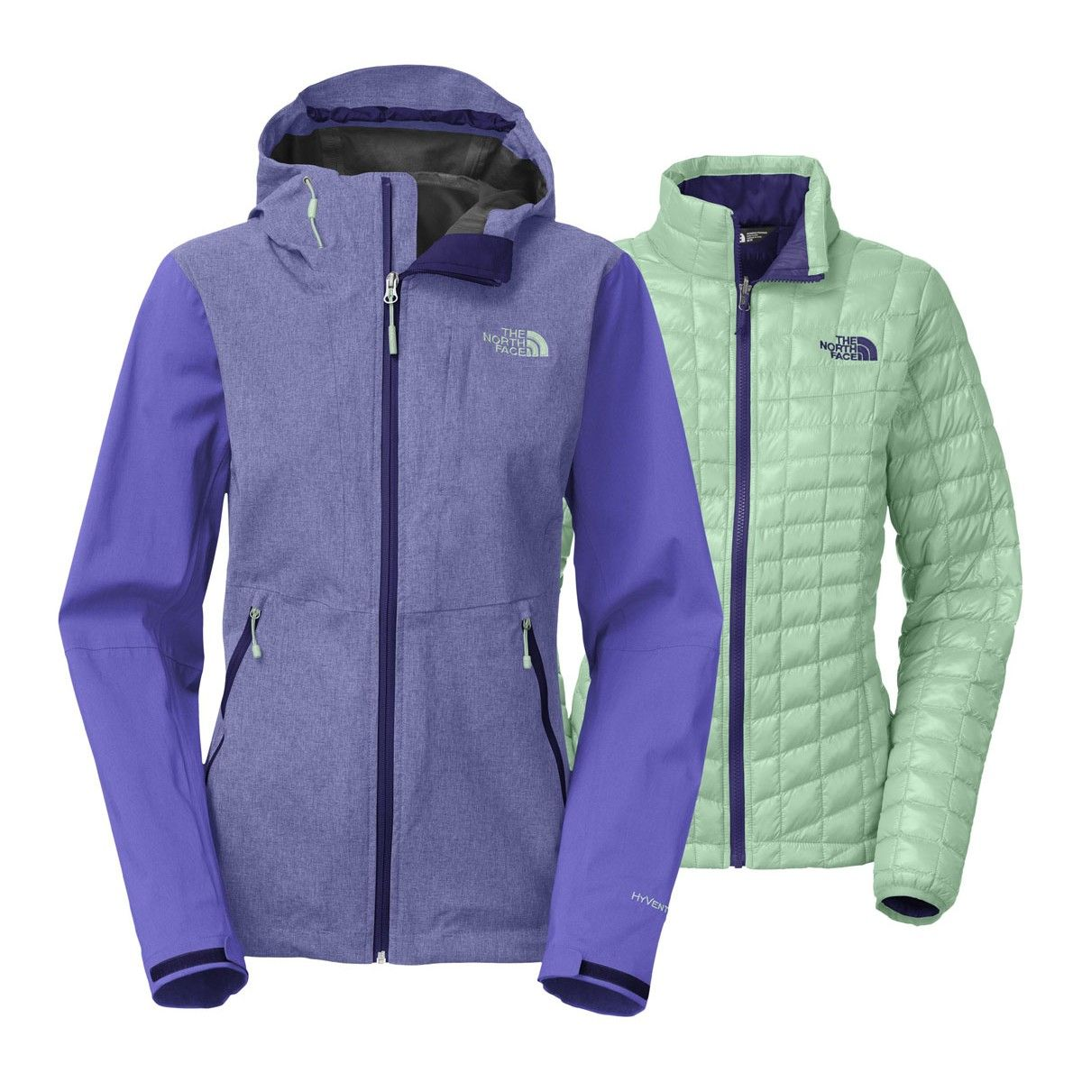 The North Face Women S Thermoball Triclimate Jacket North Face Thermoball Jacket Triclimate Jacket Jackets For Women [ 1200 x 1200 Pixel ]
