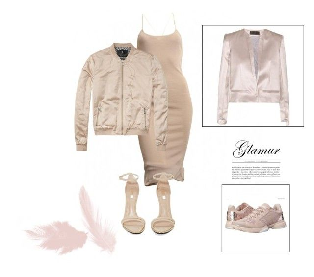 """""""Untitled #442"""" by dejanadi ❤ liked on Polyvore featuring Alexander Wang, Jeffrey Campbell, Haider Ackermann, adidas and Scotch & Soda"""