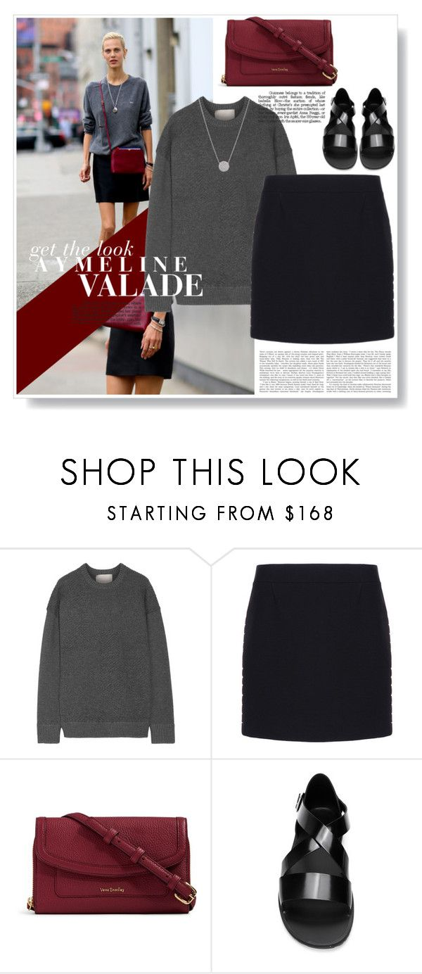 """""""Aymeline Valade's Casual Outfit"""" by juhh ❤ liked on Polyvore featuring Jason Wu, Balenciaga, Vera Bradley, Givenchy, casualoutfit and AymelineValade"""