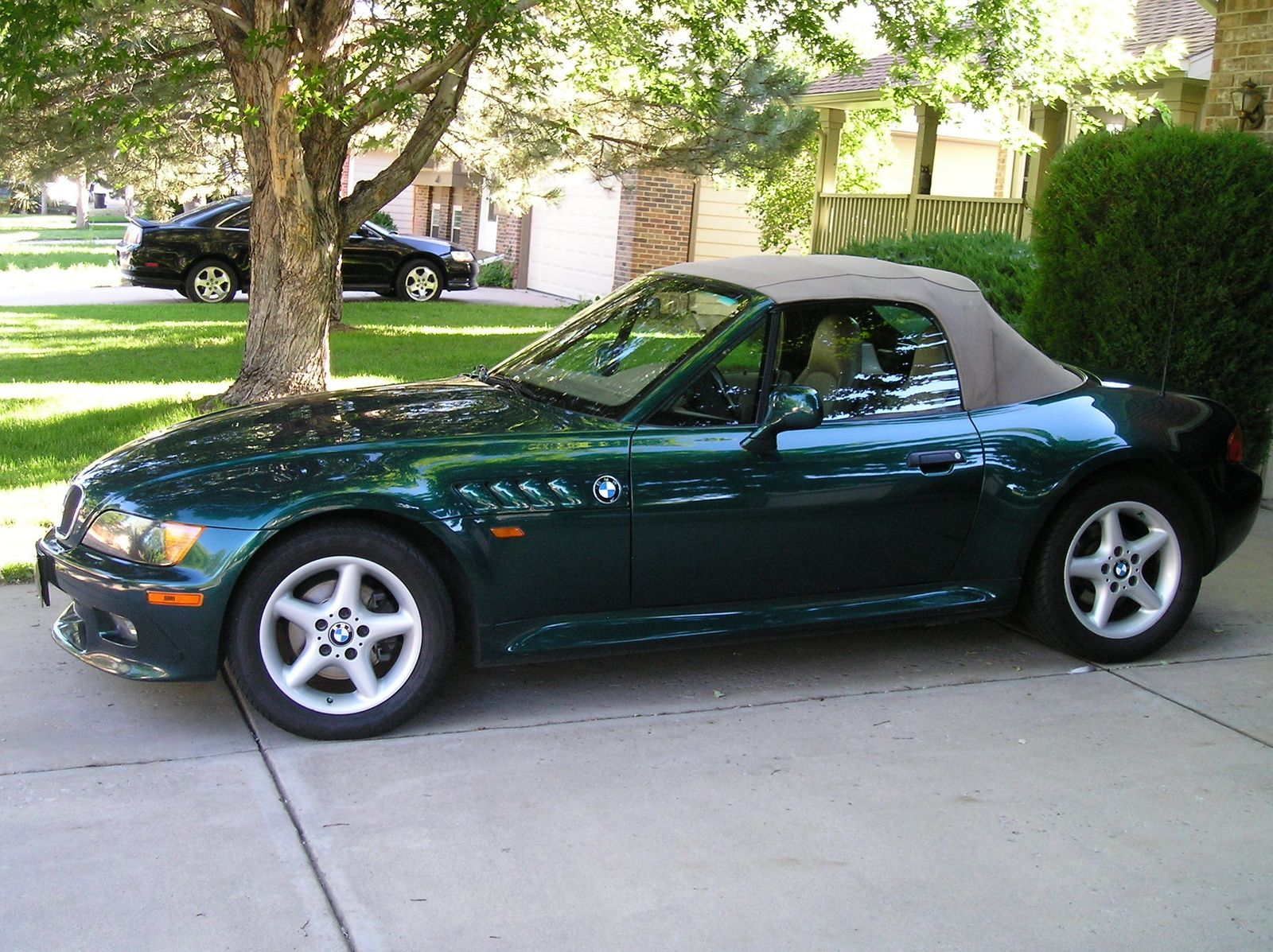 medium resolution of 1997 bmw z3 2 8 roadster rwd