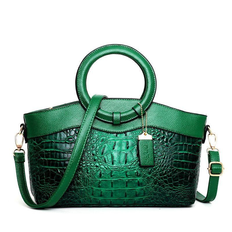 Gykaeo Luxury Handbags Women Bags Designer Crocodile Woman Leather Handbag Ladies Green Party Tote Shoulder Bags Sac A Main 2020 - green,russian-federation,about-31cm-13cm-21cm-#Bags #Crocodile #Designer #GREEN #greenrussianfederationabout31cm13cm21cm #Gykaeo #handbag #handbags #Ladies #Leather #Luxury #Main #Party #Sac #Shoulder #Tote #Woman #Women- Gykaeo Luxury Handbags Women Bags Designer Crocodile Woman Leather Handbag Ladies Green Party Tote Shoulder Bags Sac A Main 2020 – green,russian-f