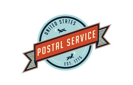 United States Postal Service Lovely Stationery Curating The Very Best Of St Vintage Logo Design Retro Logo Design Retro Logo