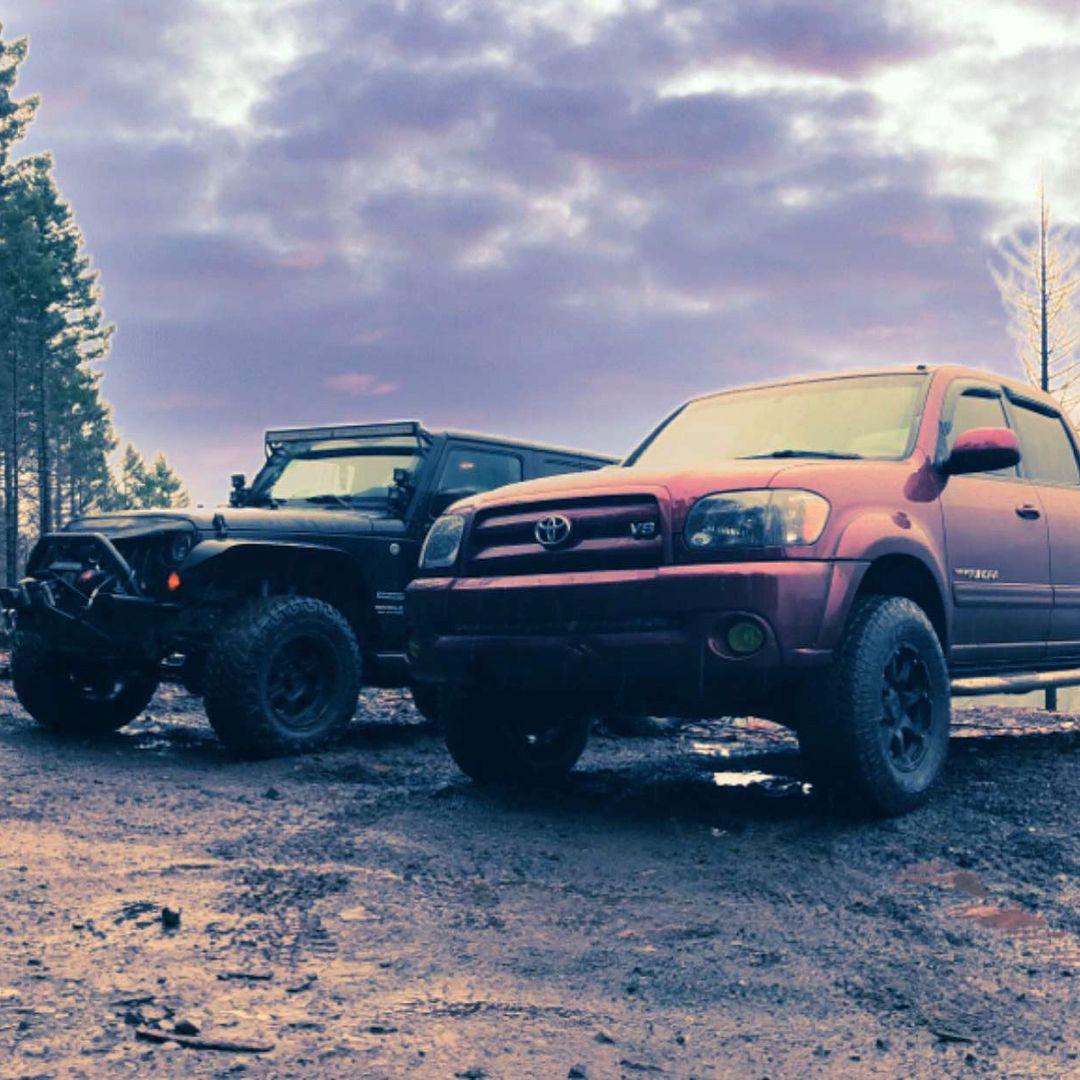 3in lift 34s (285/75r17) Toyota tundra, Tundra, Instagram