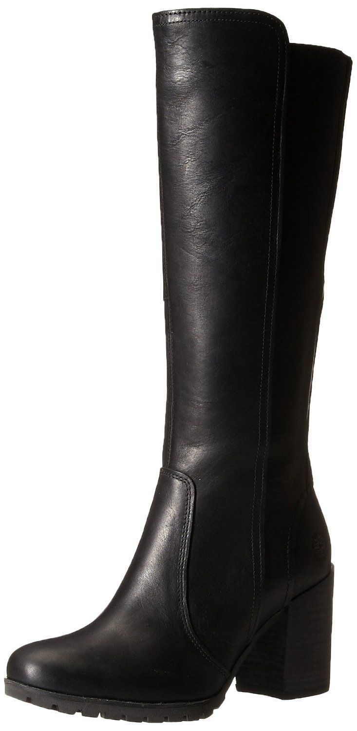 Timberland Women's Swazey Tall Waterproof Boot >>> Check out this great image  : Boots Shoes
