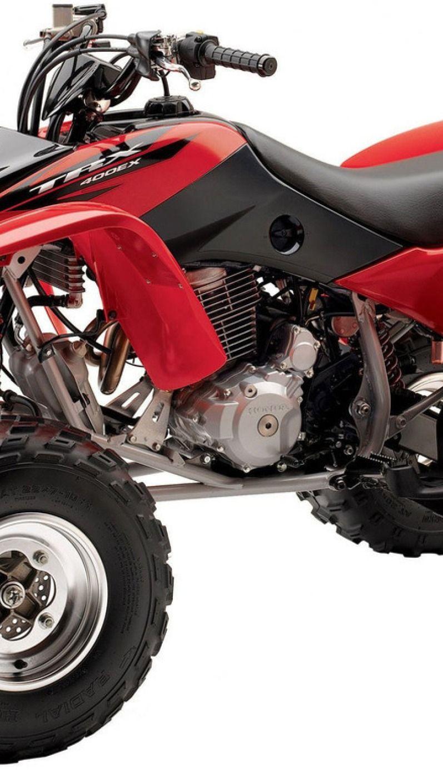 Everything honda powered honda atv 4wheeler and motorcycle service repair manuals instant download trx