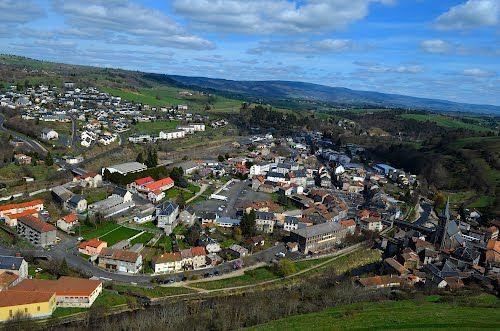 Saint-Flour - Ville basse