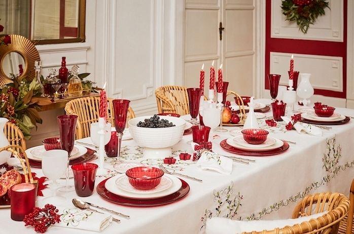 125 Christmas Table Decoration Ideas For Astonishment Festivals