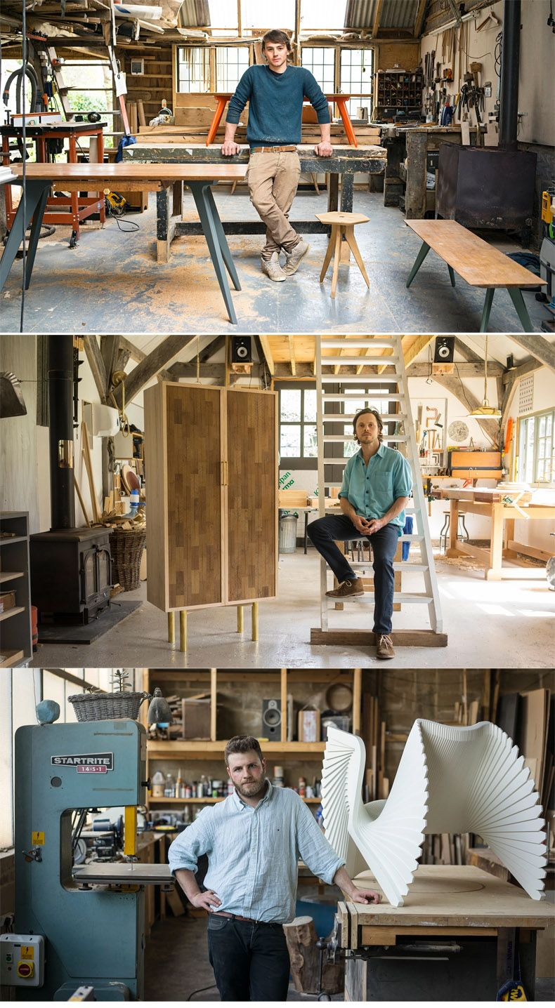 into the wood: meet the modern carpenters | studio