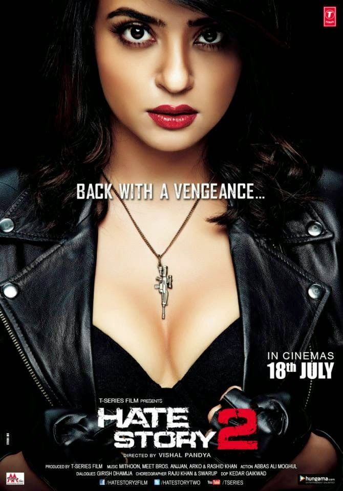 Movie Review: HATE STORY 2 is a erotic, revenge thriller film better then  it's
