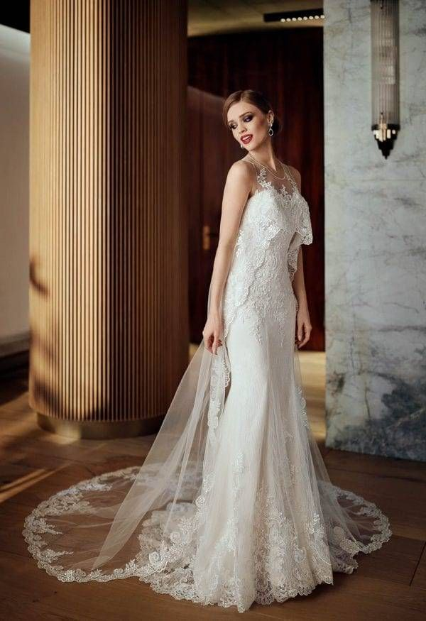 Pure PU20079 wedding dress | Très Chic Bridal Wear