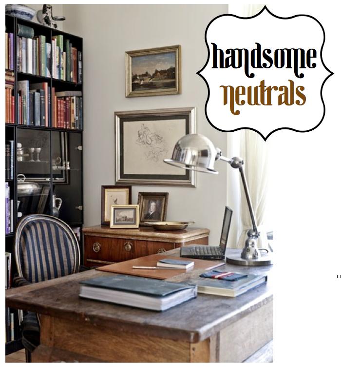 Manly office inspiration. | home: workshop & studio ...