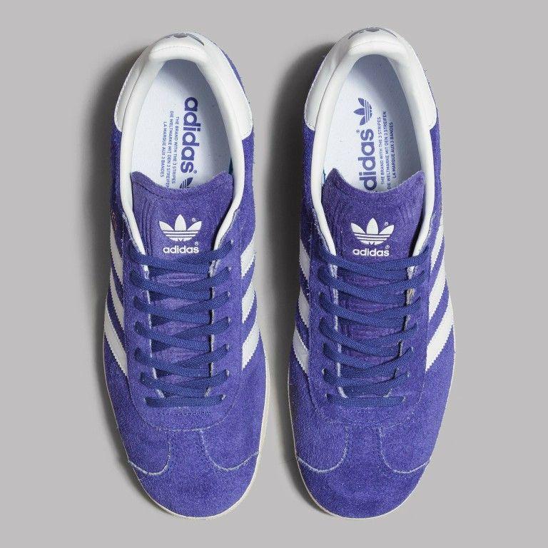 najnowsza kolekcja wybór premium szerokie odmiany New Adidas Gazelle in Active Blue and White | Adidas ...