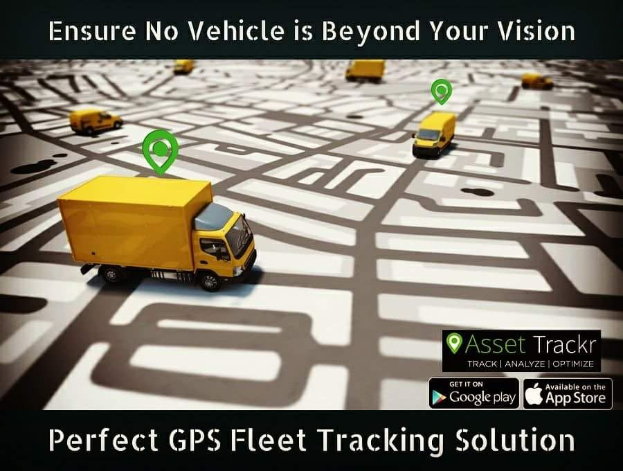 Ensure No Vehicle Is Beyond Your Vision With Our Most Advanced Gps