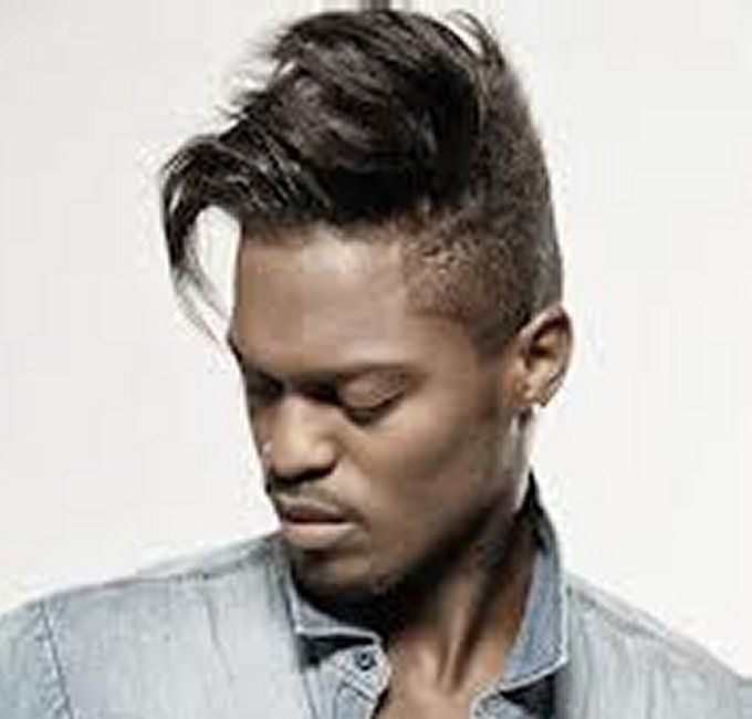 Nice Black Mens Hair Style Trends