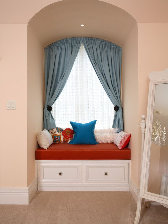 Dormer Window Seat Design Ideas Pictures Remodel And Decor
