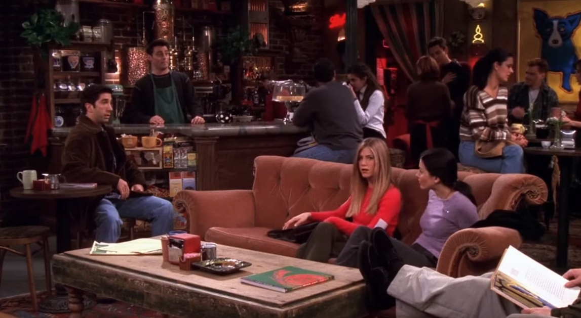 11 Beloved Fictional Restaurants You Wish Existed