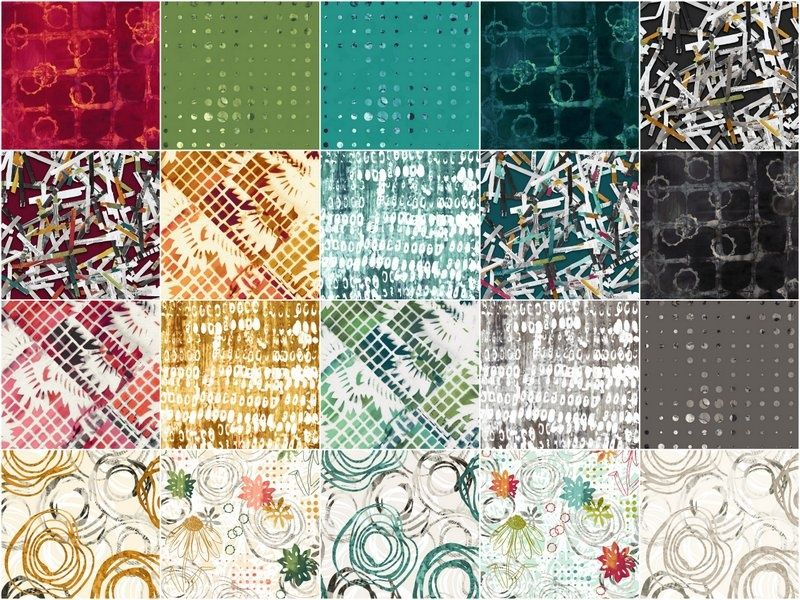 Urban Artifacts Patty Cake | Fabric to Yearn For | Pinterest ... : missouri star quilt co daily deal - Adamdwight.com