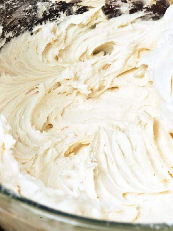 基本のバタークリーム