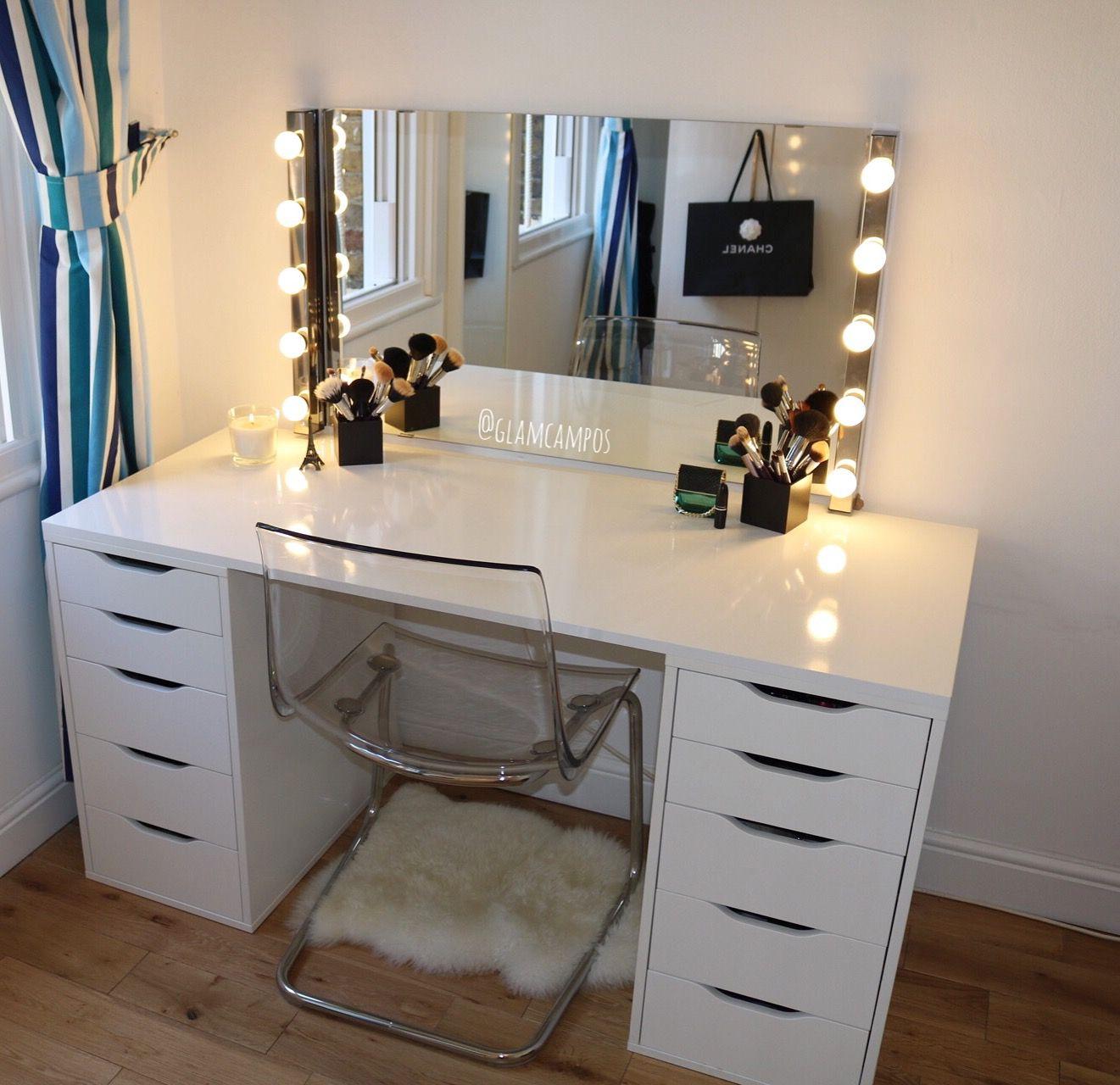 Best Alex Drawer Unit White Ikea In 2020 Teenage Bedroom 400 x 300