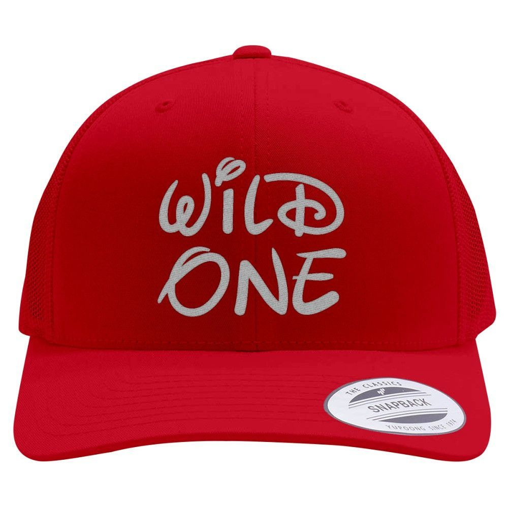Wild One Retro Trucker Hat
