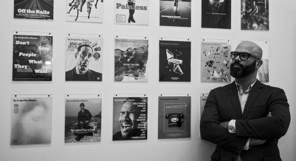 Apple contrata al director de diseño de la revista New York Times