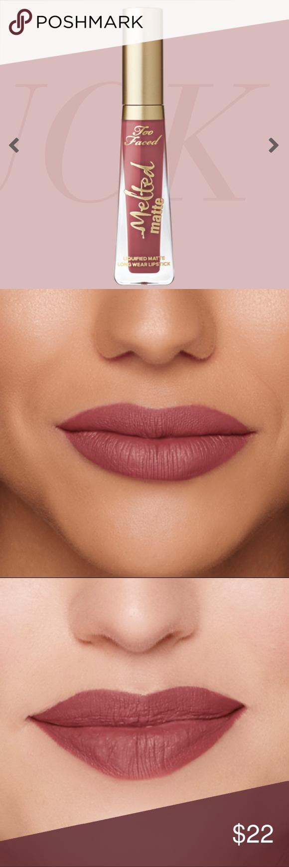 Pink lipstick suck
