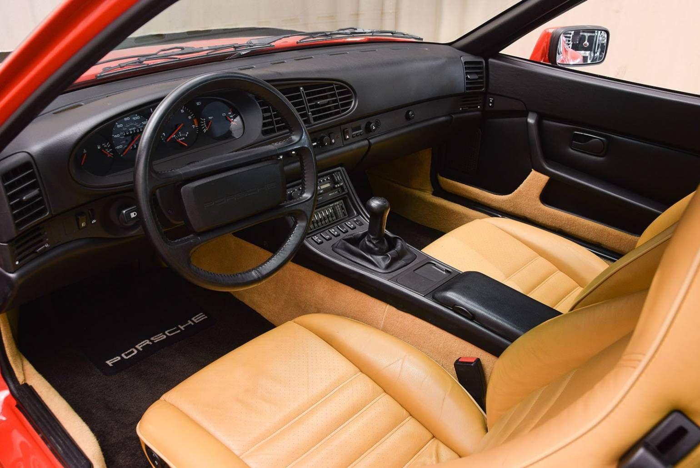 1986 Porsche 944 For Sale 1767530 Porsche 944 Porsche Porsche Parts
