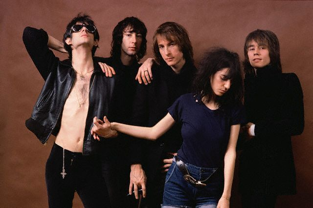 Picture of Patti Smith Group | Patti smith group, Patti smith, Patti