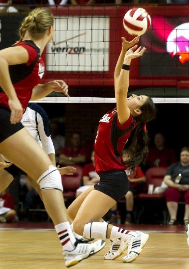 Photos Nebraska Volleyball Vs Duquesne 9 7 12 Gallery Volleyball Photography Female Volleyball Players Volleyball Inspiration