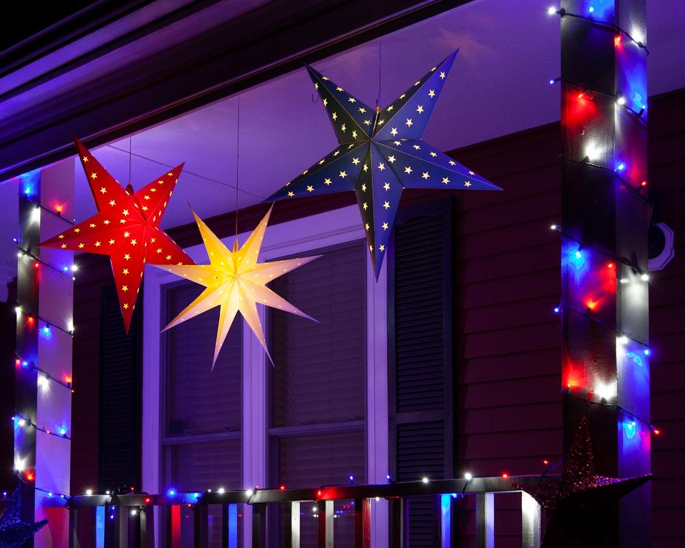 Aurora Christmas Lights 2020 Aurora Superstar™ Lights   Christmas Lights, Etc in 2020 | Star