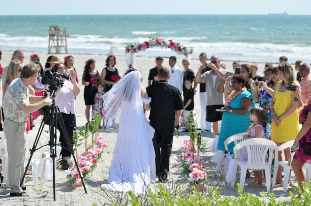 Romantic and affordable beach wedding packages. www