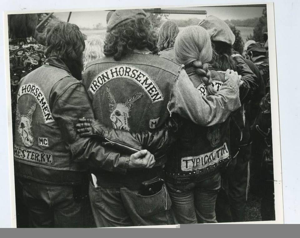 The iron horsemen motorcycle club