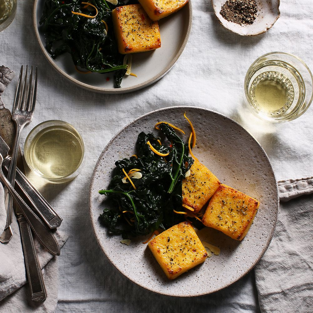 Cavolo Nero With Garlic Chili Orange Recipe On Food52 Recipe Orange Recipes Square Recipes Food 52