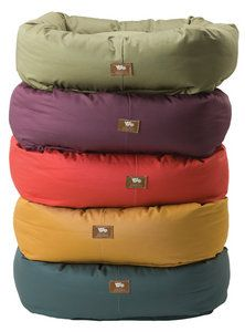 West Paw Organic Bumper Bed for Cat