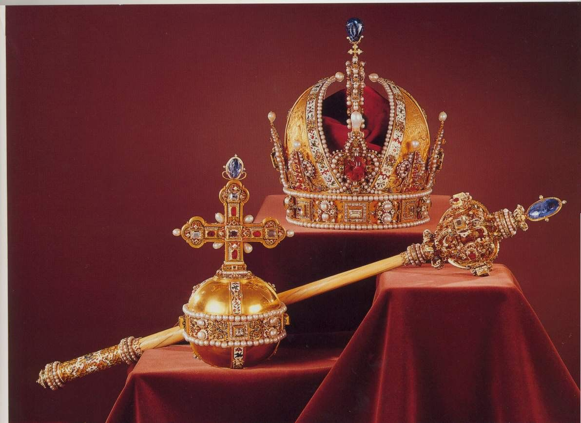 After the coronation of Charles II, the crown jewels were again ...