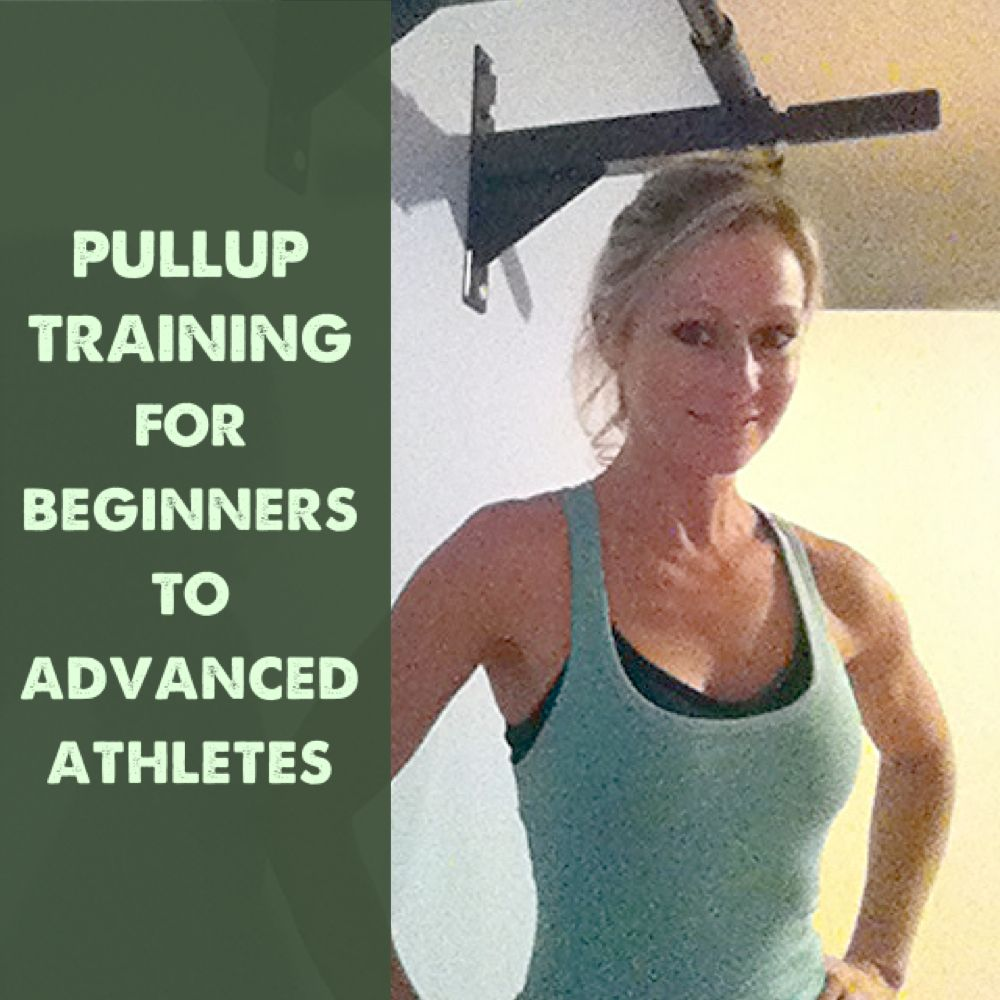 Kettlebell Training For Athletes: Tuesday Training: Pullup Training For Beginners To