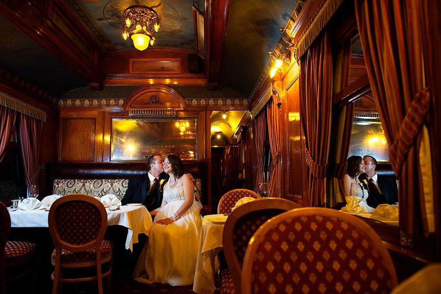unique wedding venues northern new jersey%0A Inside the train car at the Madison Hotel  NJ  I can u    t wait to take a pic  like this on my wedding day  The old train one of the BEST parts about the  madison
