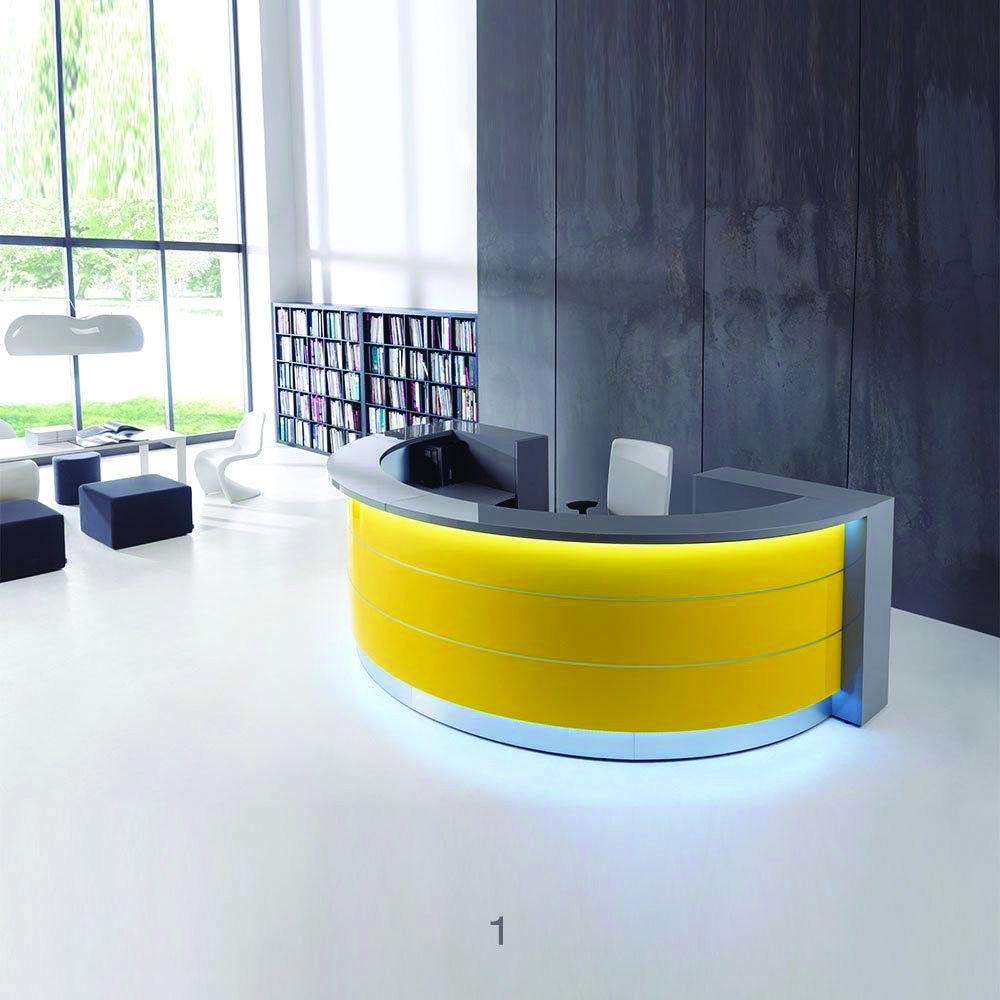 Stunning Low-budget reception desk revit file just on home design