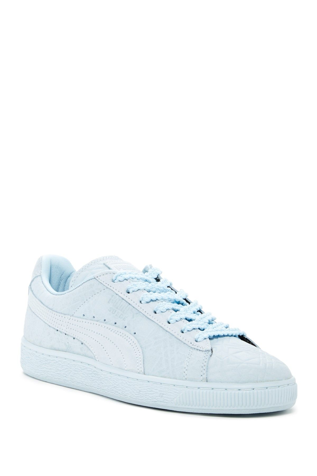 Suede Classic Triangle Sneaker by PUMA on @nordstrom_rack
