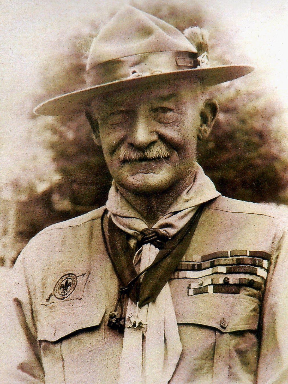 Baden Powell E O Nascimento Do Escotismo Lord Baden Powell Baden