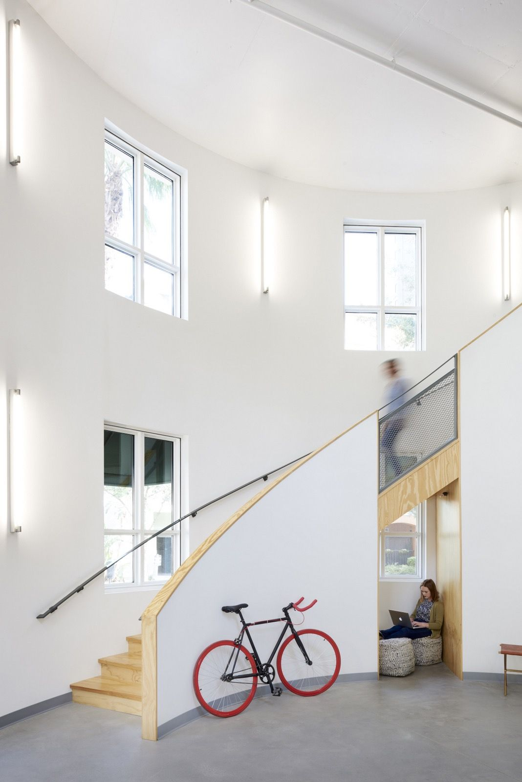 A Look Inside Sparxoou0027s Creative Tampa Office. Commercial Office DesignTampa  FloridaArchitecture Interior ...