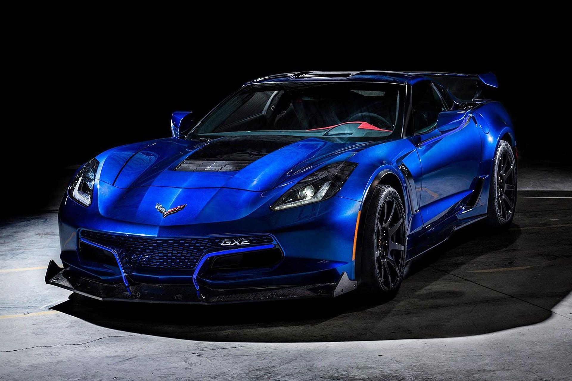 Chevrolet's 2019 Corvette ZR1 is taking the fiberglass ...