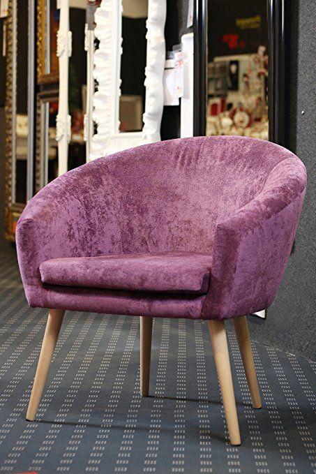Sessel Mason 50Er Jahre Clubsessel Stuhl Sitz Schalensessel (Pink