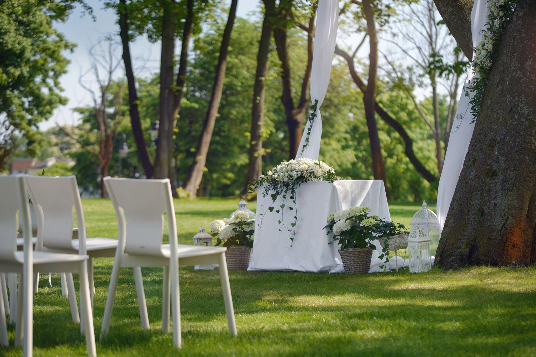 Wedding Palace Quadrille Park ślub Plener Wesele W Quadrille