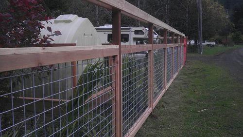 4x4 Wire Grid Deer Fencing Deer Fence Welded Wire